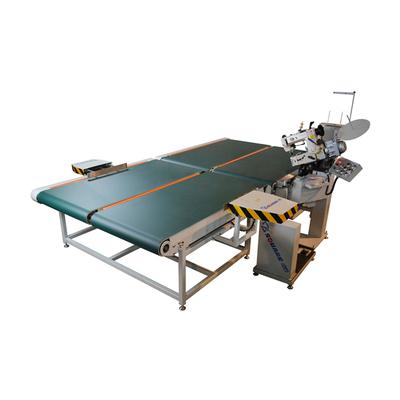 FB5B 自动翻转床垫缝纫围边机