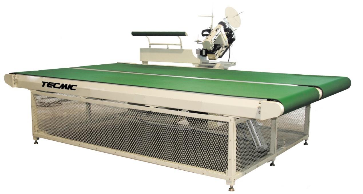 斯奎尔床垫机械